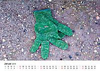 Handschuhe - verloren - vergessen (Wandkalender 2019 DIN A2 quer) - Produktdetailbild 1