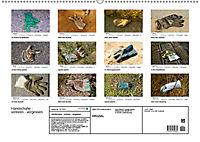 Handschuhe - verloren - vergessen (Wandkalender 2019 DIN A2 quer) - Produktdetailbild 13