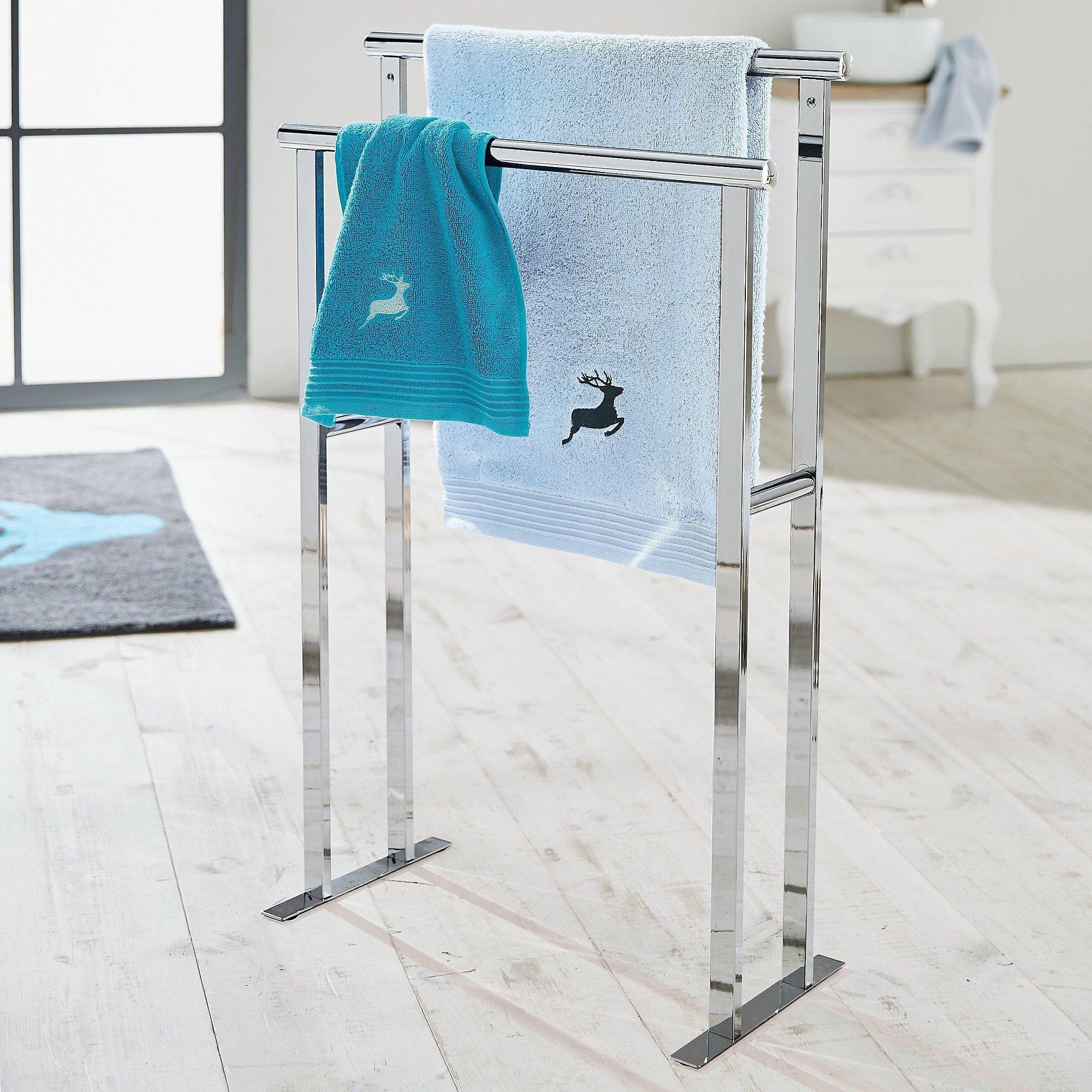 Handtuchhalter Silberfarben Jetzt Bei Weltbild Ch Bestellen