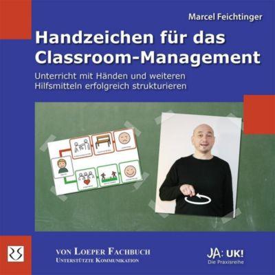 Handzeichen für das Classroom-Management, Marcel Feichtinger