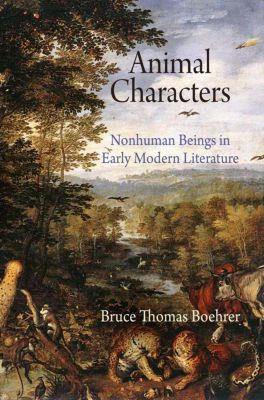 Haney Foundation Series: Animal Characters, Bruce Thomas Boehrer