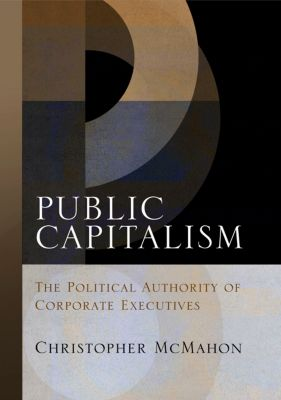 Haney Foundation Series: Public Capitalism, Christopher McMahon