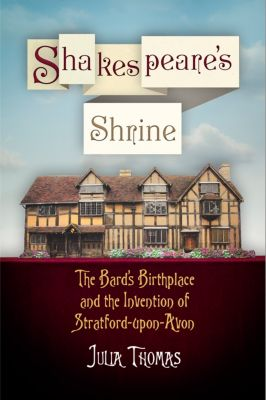 Haney Foundation Series: Shakespeare's Shrine, Julia Thomas