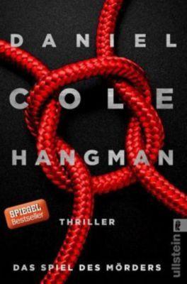 Hangman. Das Spiel des Mörders, Daniel Cole