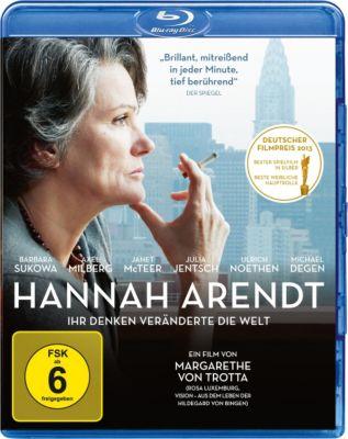 Hannah Arendt - Ihr Denken veränderte die Welt, Barbara Sukowa, Axel Milberg