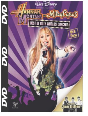 Hannah Montana & Miley Cyrus - Best Of Both Worlds Concert, Miley Ray Cyrus