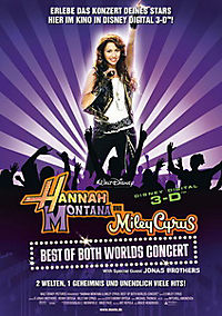 Hannah Montana & Miley Cyrus - Best Of Both Worlds Concert - Produktdetailbild 9