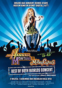 Hannah Montana & Miley Cyrus - Best Of Both Worlds Concert - Produktdetailbild 10