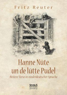 Hanne Nüte un de lütte Pudel - Fritz Reuter pdf epub