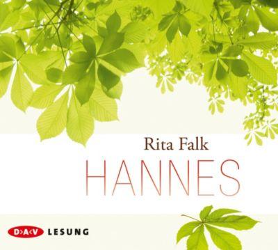 Hannes, 4 Audio-CDs, Rita Falk