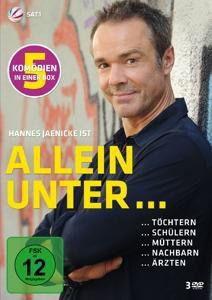 Hannes Jaenicke ist allein unter ..., Hannes Jaenicke