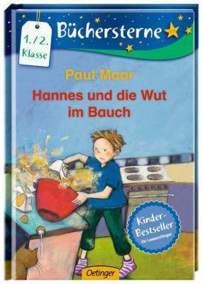 Hannes und die Wut im Bauch, Paul Maar