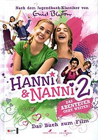 Hanni & Nanni - Das Buch zum Film - Produktdetailbild 1
