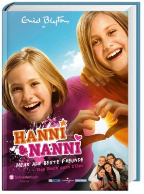 Hanni & Nanni - Das Buch zum Film, Enid Blyton