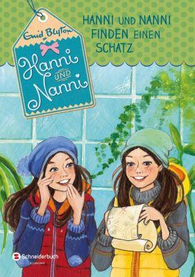 Hanni & Nanni finden einen Schatz, Enid Blyton