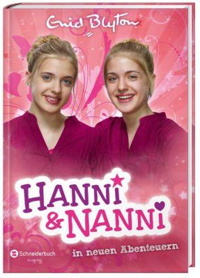 Hanni & Nanni in neuen Abenteuern, Enid Blyton