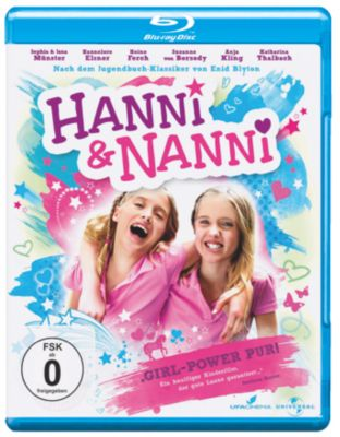 Hanni und Nanni, Jane Ainscough, Katharina Reschke