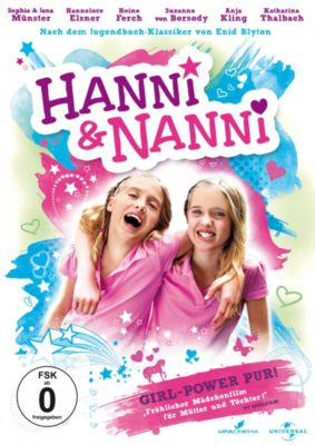 Hanni und Nanni, Enid Blyton