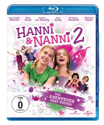 Hanni und Nanni 2, Jane Ainscough, Christoph Silber