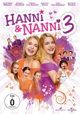 Hanni und Nanni 3, Enid Blyton