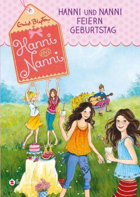 Hanni und Nanni Band 36: Hanni und Nanni feiern Geburtstag, Enid Blyton