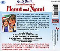 Hanni und Nanni Band 42 1 Audio-CD: Schöne Bescherung für Hanni und Nanni (Audio-CD) - Produktdetailbild 1