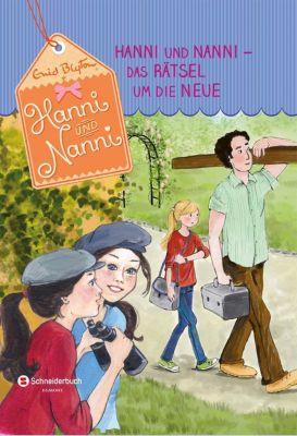 Hanni und Nanni - Das Rätsel um die Neue, Enid Blyton