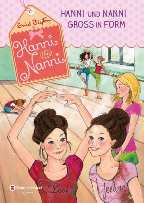 Hanni und Nanni gross in Form, Enid Blyton