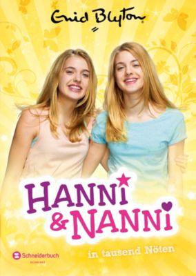 Hanni und Nanni in tausend Nöten, Enid Blyton