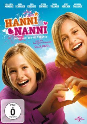 Hanni und Nanni - Mehr als beste Freunde, Enid Blyton