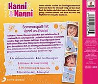 Hanni und Nanni - Sommerspaß mit Hanni und Nanni, 1 Audio-CD - Produktdetailbild 1