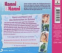 Hanni und Nanni und das Verbrechen im Schnee (Folge 57) - Produktdetailbild 1