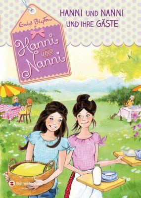 Hanni und Nanni und ihre Gäste, Enid Blyton