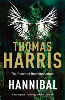 Hannibal, English edition, Thomas Harris
