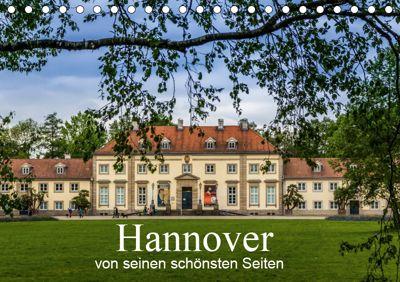 Hannover von seinen schönsten Seiten (Tischkalender 2019 DIN A5 quer), Dirk Sulima