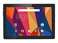 HANNSPREE SN1ATP1B 25,65cm 10,1Zoll Tablet PC 1.280x800 HD new Cortex A53 Quad 1.3GHz 16GB 5.1 Lollipop - Produktdetailbild 1