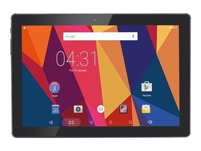 HANNSPREE SN1ATP1B 25,65cm 10,1Zoll Tablet PC 1.280x800 HD new Cortex A53 Quad 1.3GHz 16GB 5.1 Lollipop
