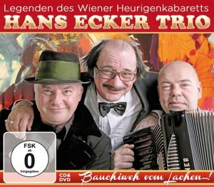Hans Ecker Trio - Legenden des Wiener Heurigenkaba, Hans Trio Ecker
