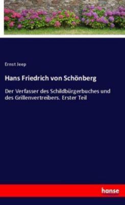 Hans Friedrich von Schönberg - Ernst Jeep pdf epub