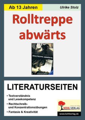 Hans-Georg Noack 'Rolltreppe abwärts', Literaturseiten, Ulrike Stolz