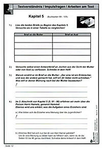 Hans-Georg Noack 'Rolltreppe abwärts', Literaturseiten - Produktdetailbild 4