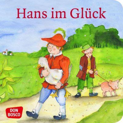 Hans im Glück, Jacob Grimm, Wilhelm Grimm