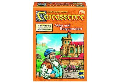 Hans im Glück - Carcassonne Abtei und Bürgermeister, Ergänzung