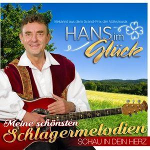 HANS IM GLÜCK - Meine schönsten Schlagermelodien, Hans im Glück