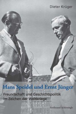 Hans Speidel und Ernst Jünger, Dieter Krüger