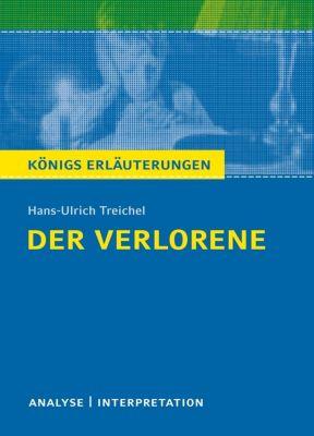 Hans-Ulrich Treichel 'Der Verlorene', Hans-Ulrich Treichel