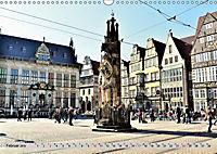 Hansestadt Bremen - Ein Stadtstaat an der Weser (Wandkalender 2019 DIN A3 quer) - Produktdetailbild 3