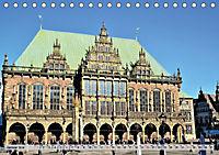 Hansestadt Bremen - Ein Stadtstaat an der Weser (Tischkalender 2019 DIN A5 quer) - Produktdetailbild 1