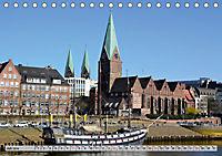 Hansestadt Bremen - Ein Stadtstaat an der Weser (Tischkalender 2019 DIN A5 quer) - Produktdetailbild 7