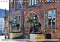 Hansestadt Bremen - Ein Stadtstaat an der Weser (Tischkalender 2019 DIN A5 quer) - Produktdetailbild 12